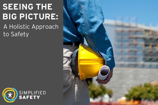 Seeing the Big Picture: A Holistic Approach to Safety