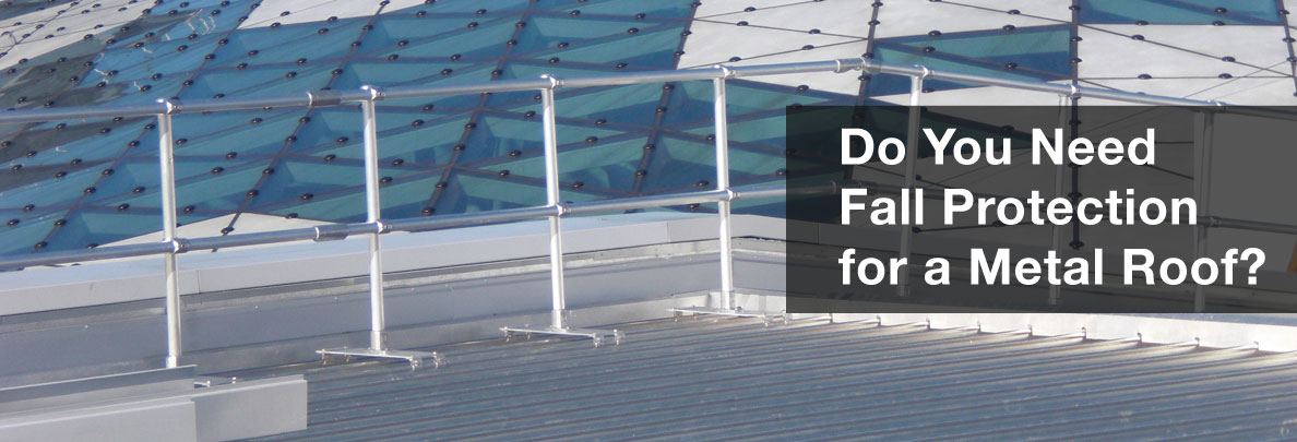 Do You Need Fall Protection for Your Metal Roof?
