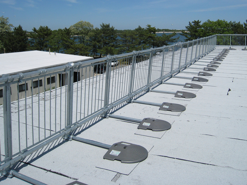 The advantages of keeguard roof top railing safe